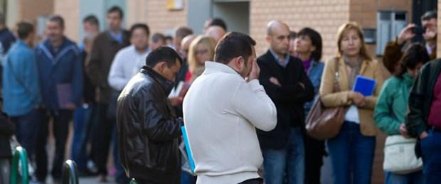 İspanya'da işsizlik rekoru