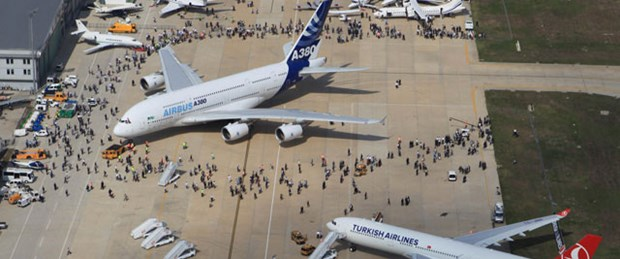 İstanbul'a 100 milyon kapasiteli 3. havaalanı