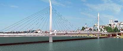 İşte Haliç'ten geçecek olan metro köprüsü