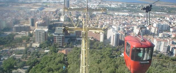 İzmir teleferik tesisleri ihalesi