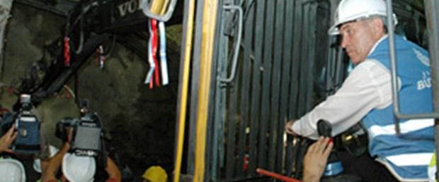 Kadıköy-Kartal Metro hattında kazı bitiyor