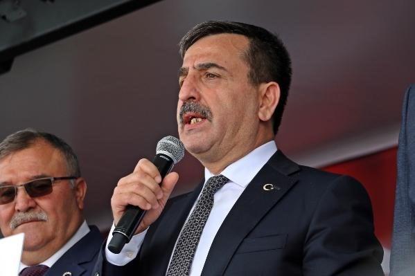 Türkiye Kamu-Sen Genel Başkanı Önder Kahveci