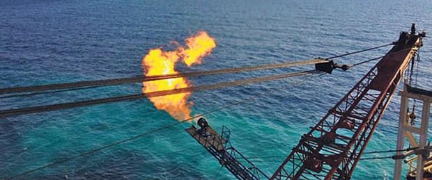 Karadeniz'de doğalgazın alevi erken söndü