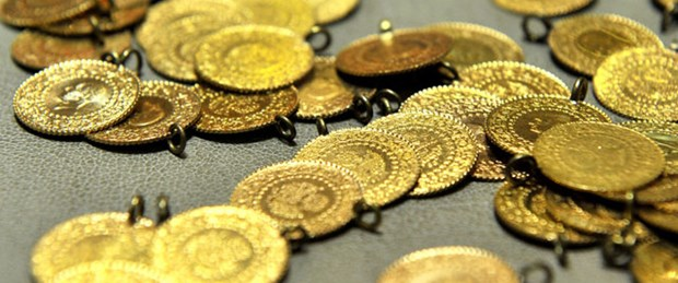 Kasım'da altın ithalatı yüzde 14 arttı
