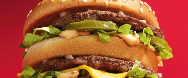 Kemer sıkmayanları Big Mac ele verdi