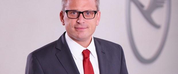 Lufthansa Türkiye'de görev değişimi