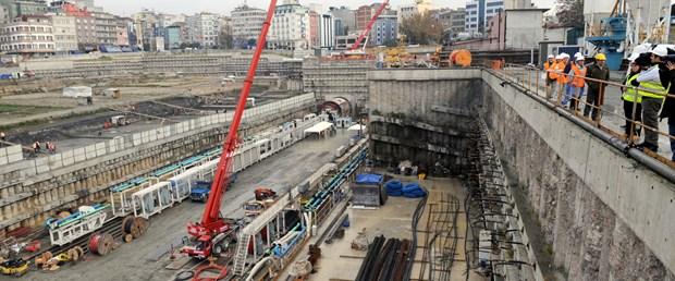 Marmaray'da maliyet güncelleştirilmesi
