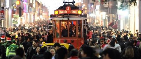 Milli gelirin dörtte biri İstanbul'dan
