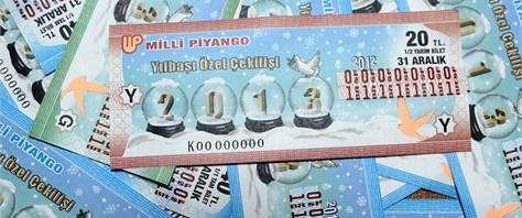 Milli Piyango Eylül'de ihaleye çıkıyor