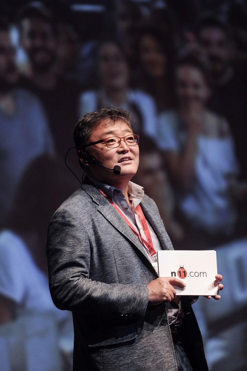 n11.com Genel Müdürü Won Yong