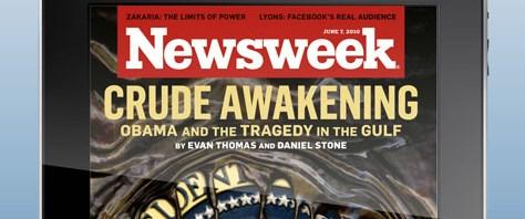Newsweek'ten tarihi karar