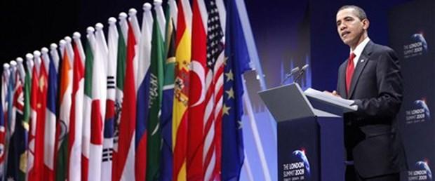 Obama'dan G20'ye 'gri bakış'