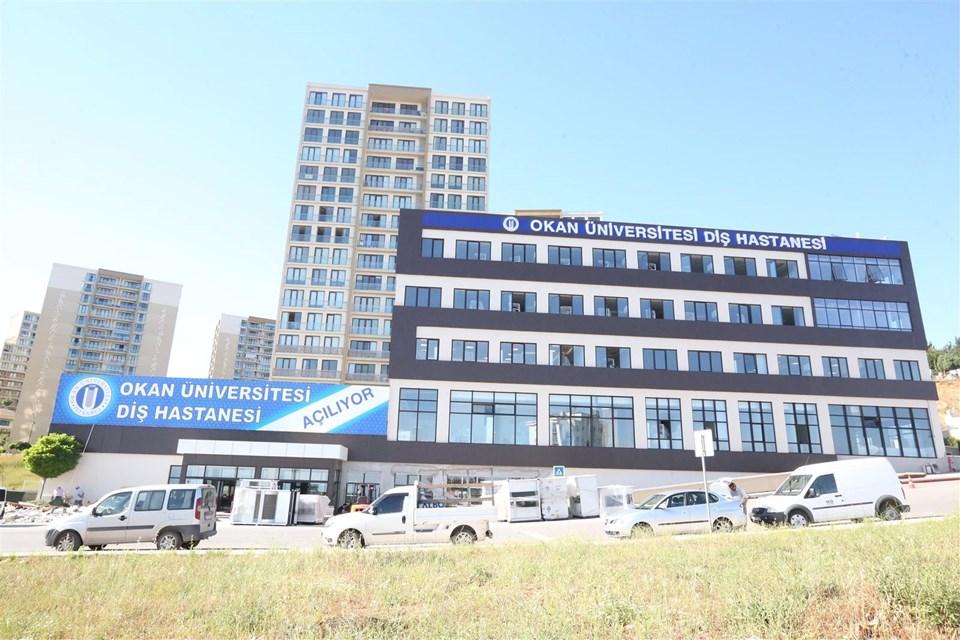 Tuzla'daki yeni diş hastanesi 8 bin metrekare kapalı alanda hizmet verecek....