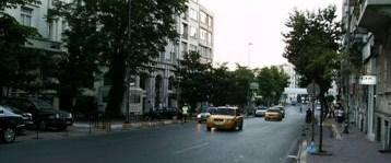 Osmanbey sokakları yayalaştırılıyor