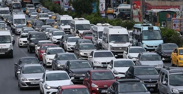 Otomotiv pazarı 8 ayda yüzde 46 daraldı