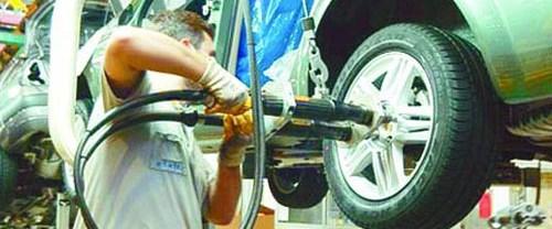 Otomotiv üretimi iki ayda yüzde 63 daraldı