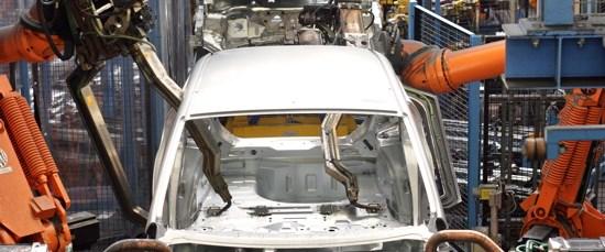 Otomotiv üretimi üç ayda yüzde 59 azaldı