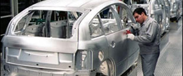 Otomotivde üretim duruyor