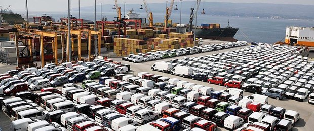 otomobil ihracat artış050616.jpg