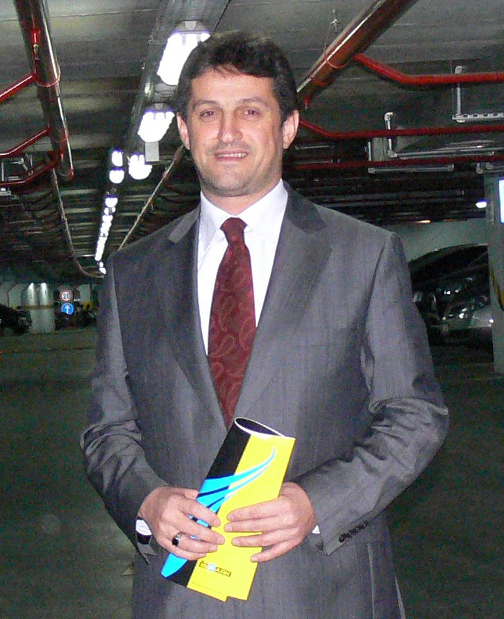 İSPARK Genel Müdürü Kadir Gurbetçi