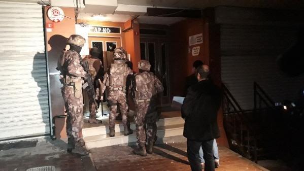 İstanbul merkezli çok sayıda ilde 'para aklama' başta olmak üzere, mali suç işleyenlere yönelik şafak operasyonu düzenlendi.