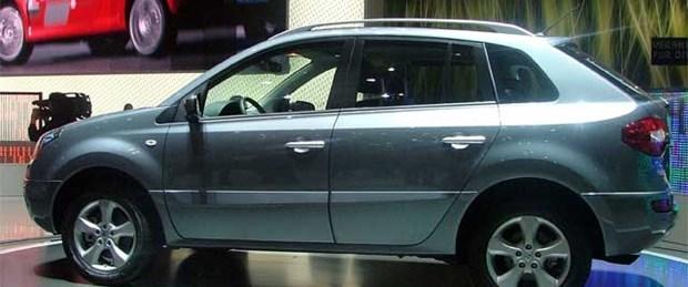 Renault Çin'deki 60 bin aracını geri çağırdı