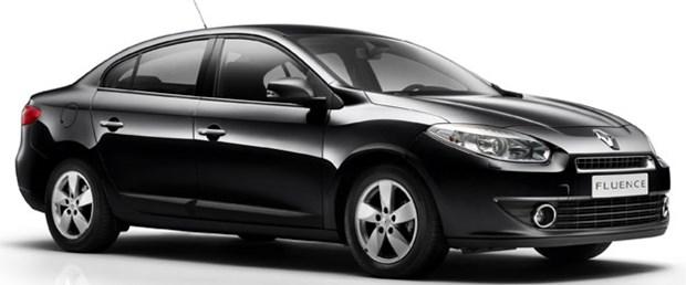 Renault'nun 'Fluence'i görücüye çıktı