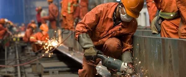 Sanayi üretimi beş aydır artışta
