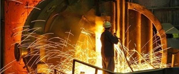 Sanayi üretimi yüzde 4,2 arttı