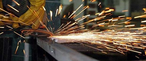 Sanayi üretimi yüzde 4,7 arttı