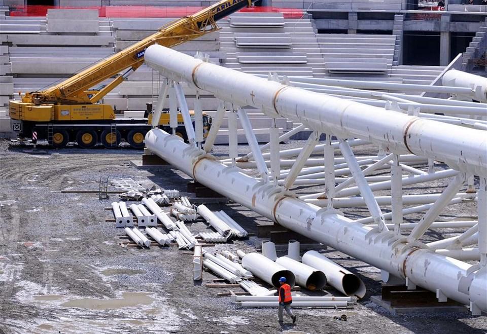 Seyrantepe Stadı özel bir karşılaşma ile açılacak