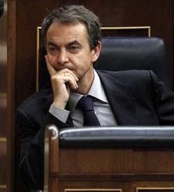 İspanya Başbakanı José Luis Rodríguez Zapatero
