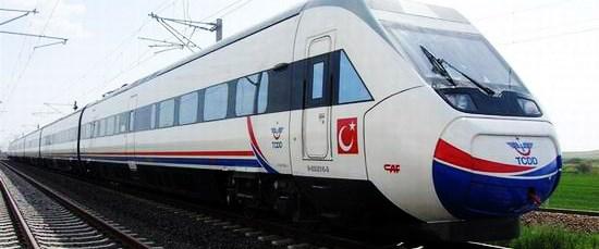 Sivas'a hızlı tren geliyor