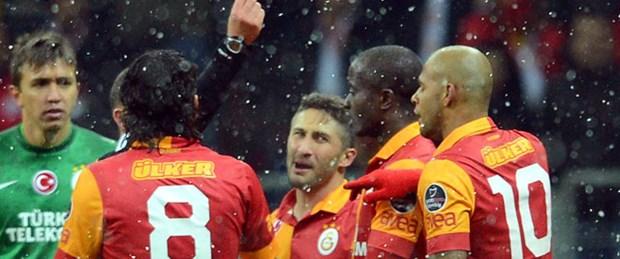SPK'dan Galatasaray'a ret