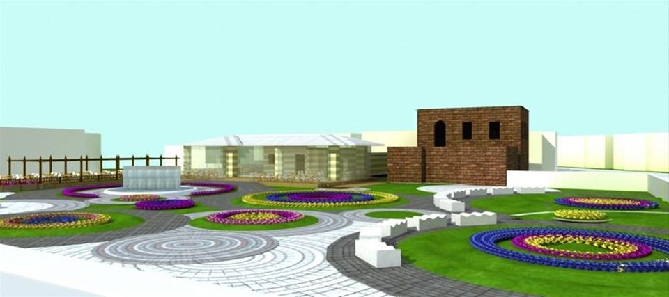Sultanahmet Meydanı'nın yeni çehresi
