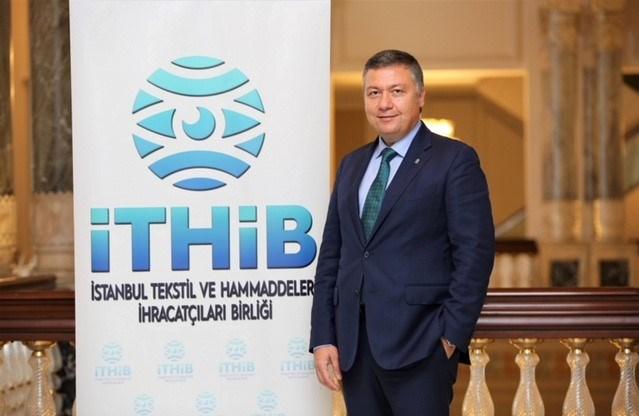 İstanbul Tekstil ve Hammaddeleri İhracatçıları Birliği Başkanı Ahmet Öksüz