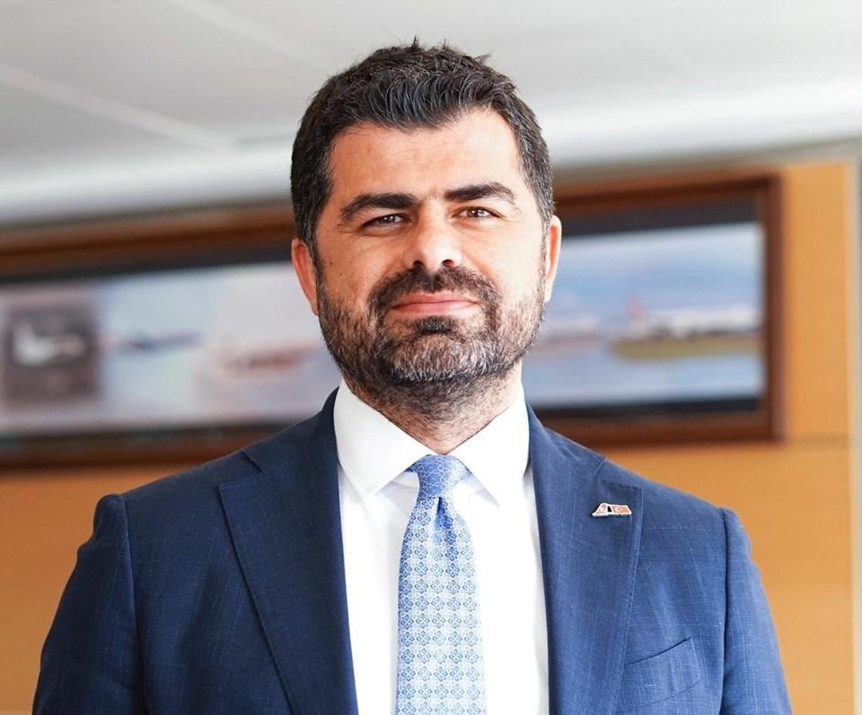 THY İnsan Kaynakları'ndan SorumluGenel Müdür Yardımcısı Abdulkerim Çay