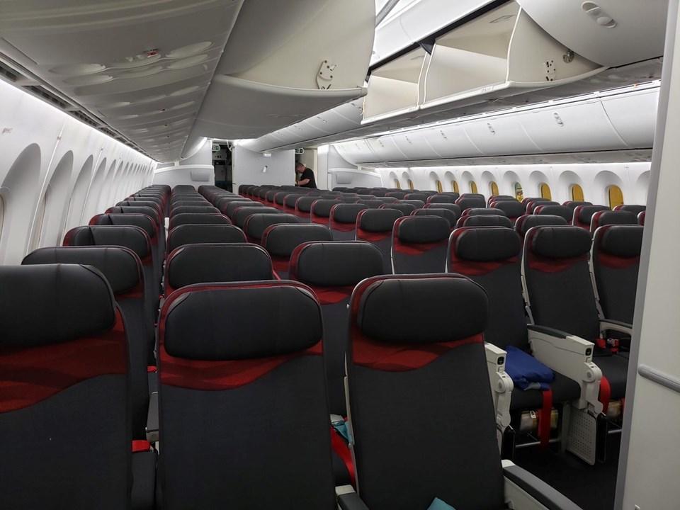 9af31db01 Ankette en çok oyu alan isim Türk Hava Yolları'nın yeni filosuna katacağı Boeing  787-9 Dreamliner'a verilecek. THY, Boeing şirketinden 25'i kesin, ...