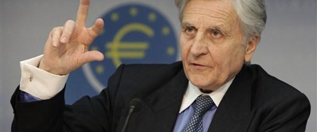 Trichet: Yunanistan'ın iflası söz konusu değil