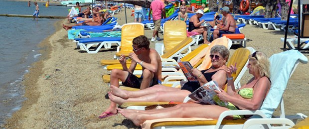 Turist sayısında yılın en büyük artışı
