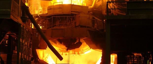 Türkiye çelik üretiminde artış lideri