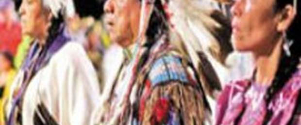 Türkiye'den Kızılderililere bin adet konut