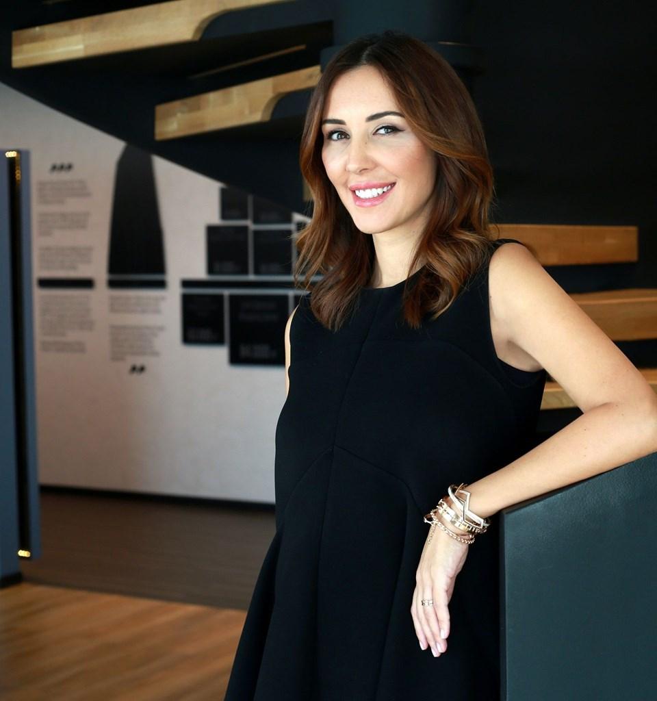 1-İpek Ilıcak Kayaalp (39), Rönesans Holding YK Başkanı
