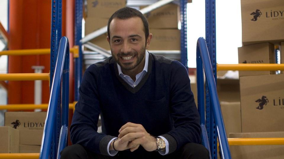 16-Hakan Baş (33), Lidyana.com CEO'su