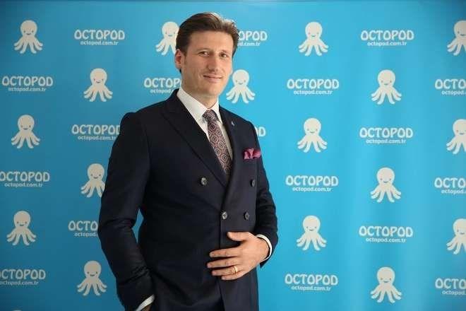 28-Şenol Balo (37), Octopod Yönetim Kurulu Başkanı