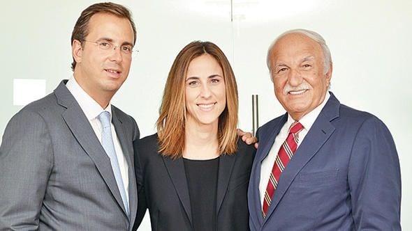 40- Ayşecan Özyeğin Oktay (36), Fiba Holding YK Üyesi