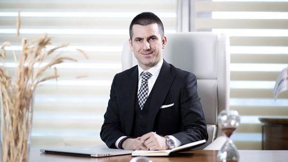 5- Eren Günhan Ulusoy (36), Ulusoy Un YK Başkanı