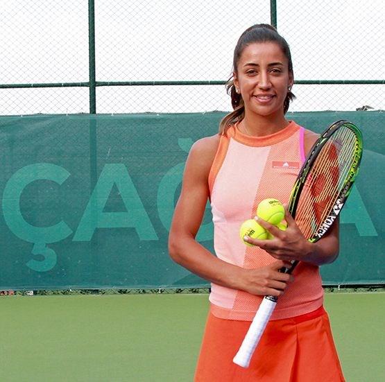 7-Çağla Büyükakçay (28), Türk Milli Tenisçi