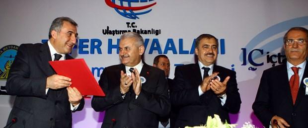 Türkiye'nin ilk bölgesel havaalanı olacak