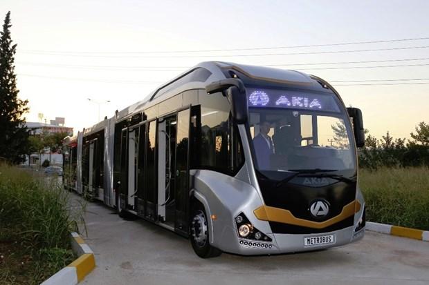 """Artık """"yerli yapım metrobüslere"""" bineceğiz! 3"""